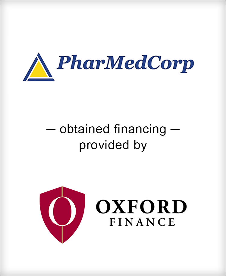 Image for BGL Advises PharMed Corporation Transaction