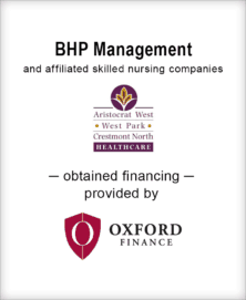Image for BGL Advises Regional Institutional Pharmacy and Related Skilled Nursing Facility Operator in Refinancing Press Release