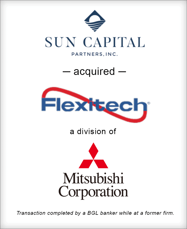 Image for Sun Capital acquired Flexitech Transaction