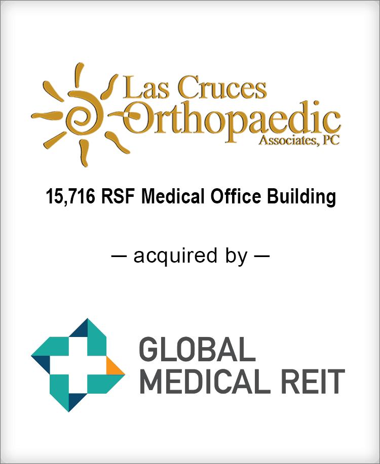 Sale of Las Cruces Orthopaedic Associates | BGL