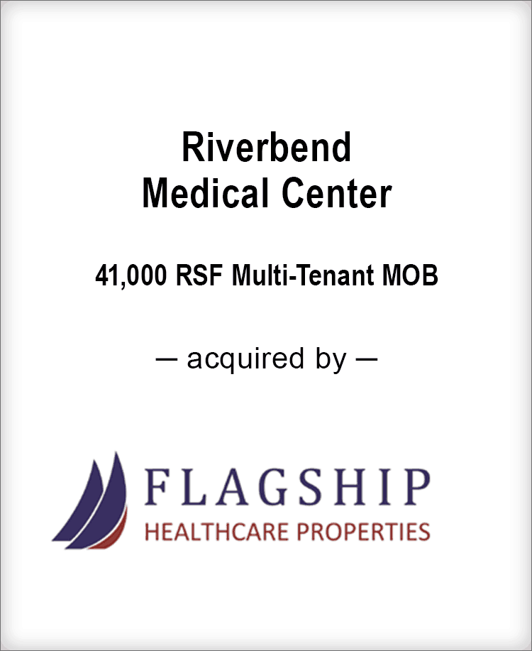 Image for BGL Advises Riverbend Medical Center Transaction