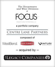 Image for BGL Announces Sale of the Housewares and Wine Divisions of Focus Products Group to The Legacy Companies Press Release