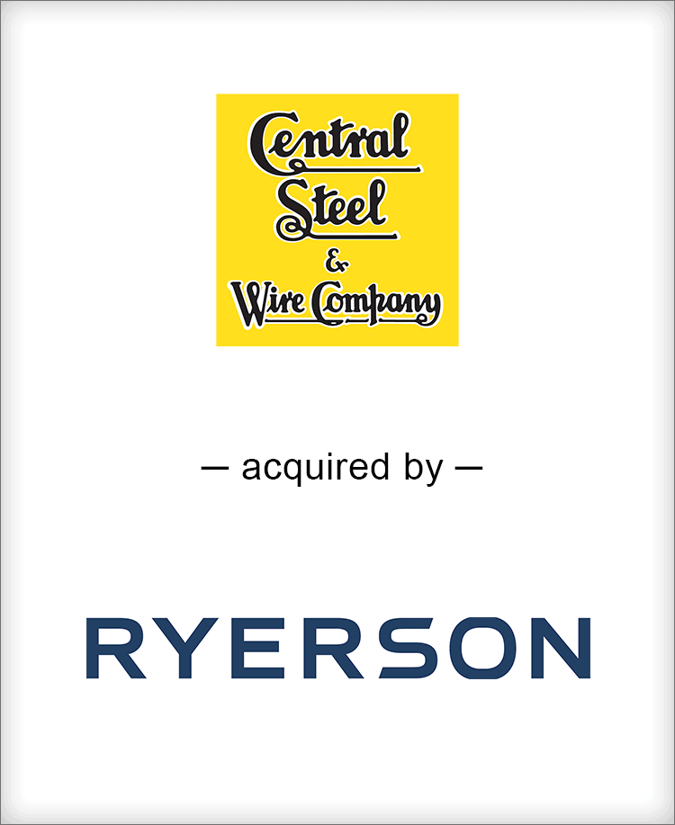 Image for BGL Advises Central Steel & Wire Transaction