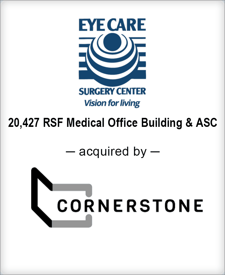 Image for BGL Advises Eye Care Surgery Center Transaction