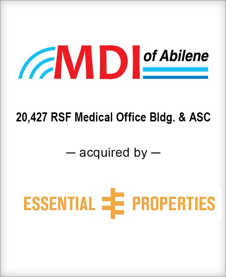 Image for BGL Advises MDI of Abilene Transaction