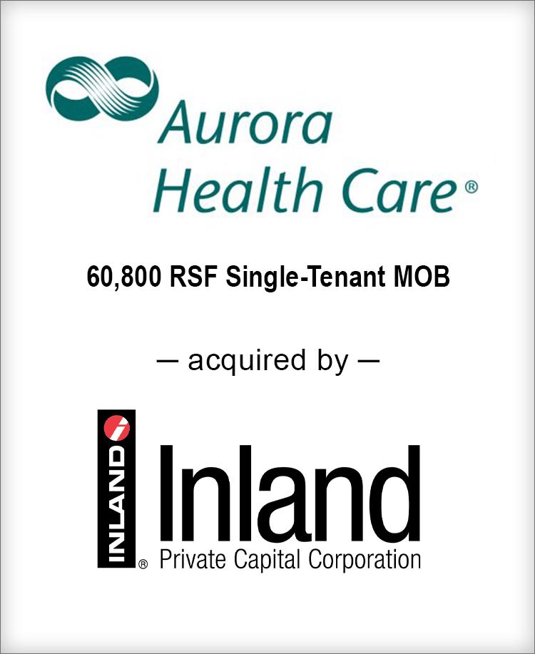 Image for BGL Advises Aurora Health Care Transaction