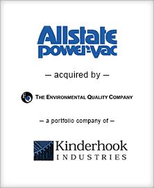Image for BGL Advises Allstate Power Vac, Inc. Transaction