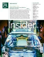 Image for BGL Automotive Insider – M&A Turns Smart and Light Research