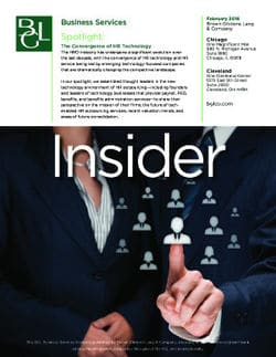 Image for BGL Business Services Insider – Technology Transforming HRO Services Research
