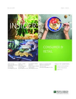 Image for BGL Consumer & Retail Insider – Investors Feast on Craft Meats Research