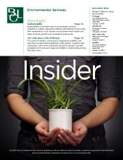 Image for BGL Environmental Services Insider – The Sustainability Opportunity Research