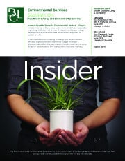 Image for BGL Environmental Services Insider – Investor Interest Diverse and Growing Research