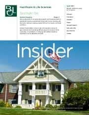 Image for BGL Healthcare & Life Sciences Insider – Living with the Silver Tsunami: Trends and Opportunities in Senior Housing Research