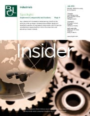 Image for BGL Industrials Insider – Engineered Components Manufacturers Seeing Uptick and Attracting Capital Research
