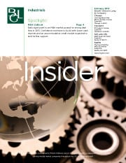 Image for BGL Industrials Insider – The Gears are Greased for Industrials Deals Research