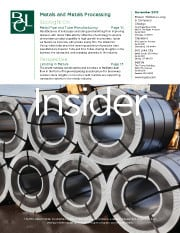 Image for BGL Metals Insider – Investing in Metals: An Equity and Debt Perspective Research