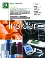 Image for BGL Plastics & Packaging Insider – Healthy Diagnosis for Medical Plastics M&A Research