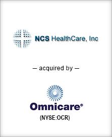 Image for BGL Advises NCS HealthCare, Inc. Transaction