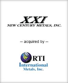 Image for BGL Advises New Century Metals, Inc. Transaction