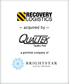 Image for BGL Announces the Sale of Recovery Logistics, LLC and Site Resources, LLC Press Release
