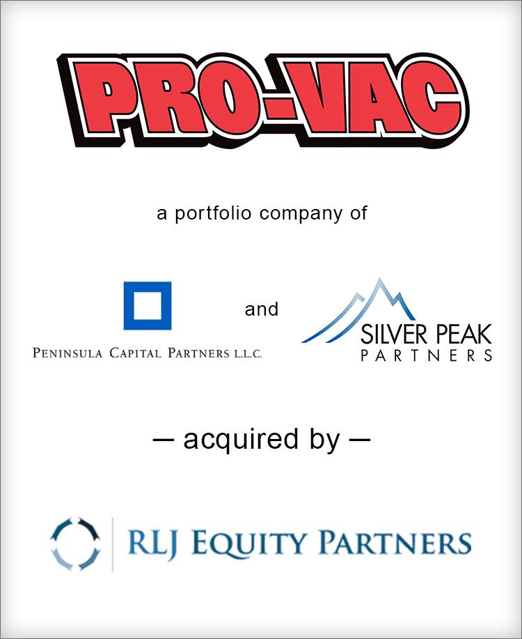 Image for BGL Advises Pro-Vac Transaction