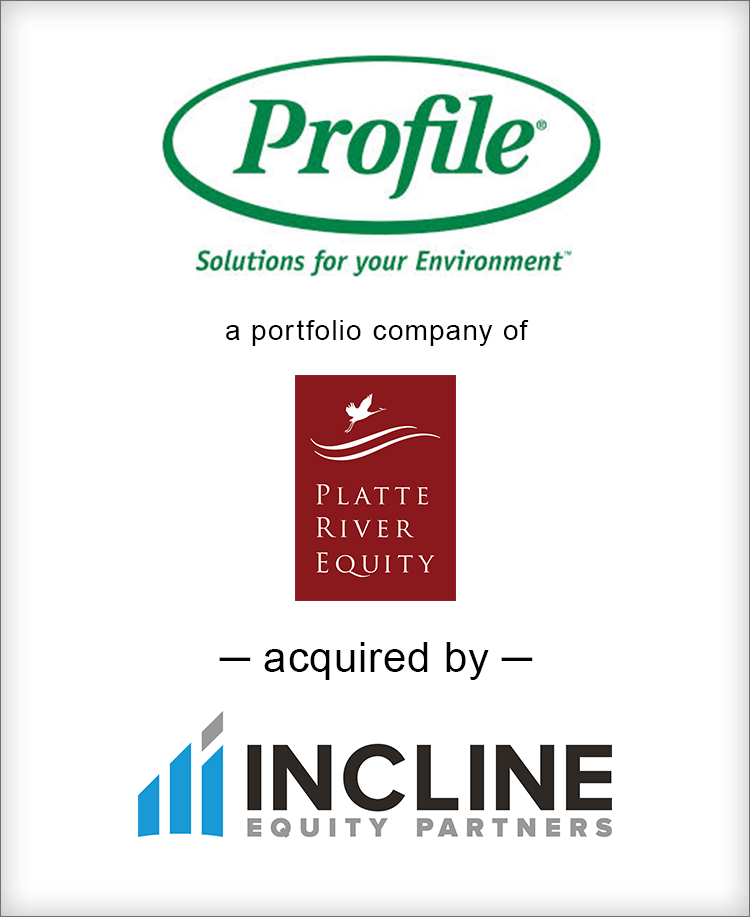 Image for BGL Advises Profile Products LLC Transaction