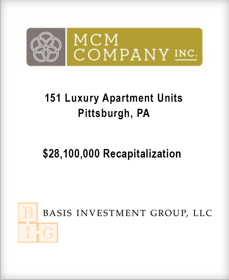 Image for BGL Advises MCM Company, Inc. Transaction