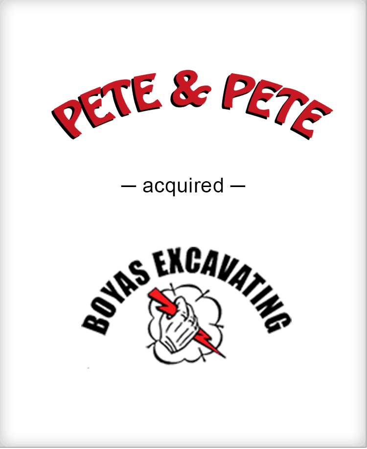 Image for BGL Advises Pete & Pete Container Services, Inc. on Acquisition of Boyas Excavating Press Release