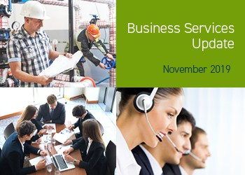 Image for BGL Business Services Update – November 2019 Research