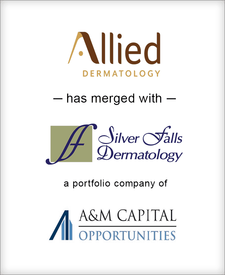 Image for BGL Advises Allied Dermatology Transaction