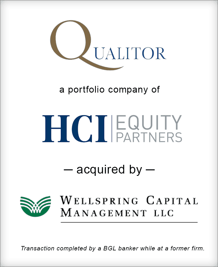 Image for Qualitor Acquired by Wellspring Capital Management LLC Transaction