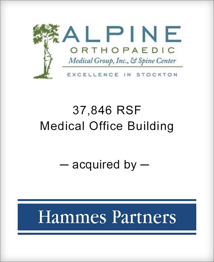Image for BGL Advises Alpine Orthopaedic Medical Group & Spine Center Transaction