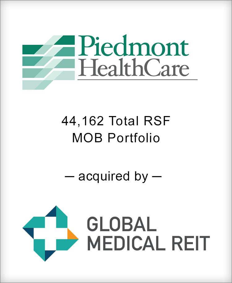 Image for BGL Advises Piedmont HealthCare Transaction