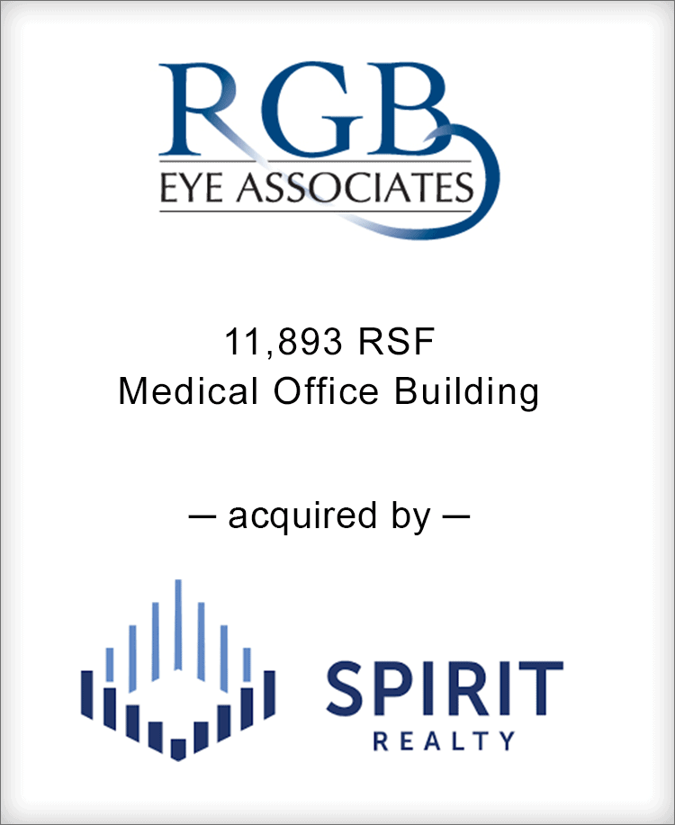 Image for BGL Advises RGB Eye Associates Transaction