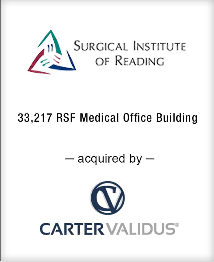 Image for BGL Advises Surgical Institute of Reading Transaction