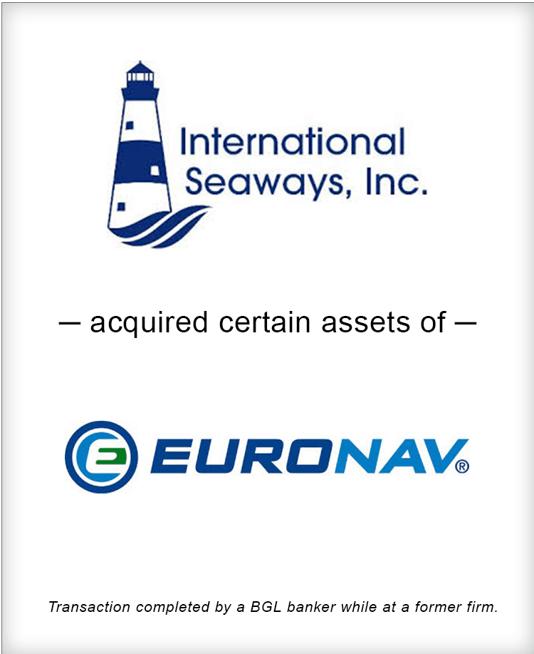 Image for International Seaways Acquired Assets of Euronav Transaction