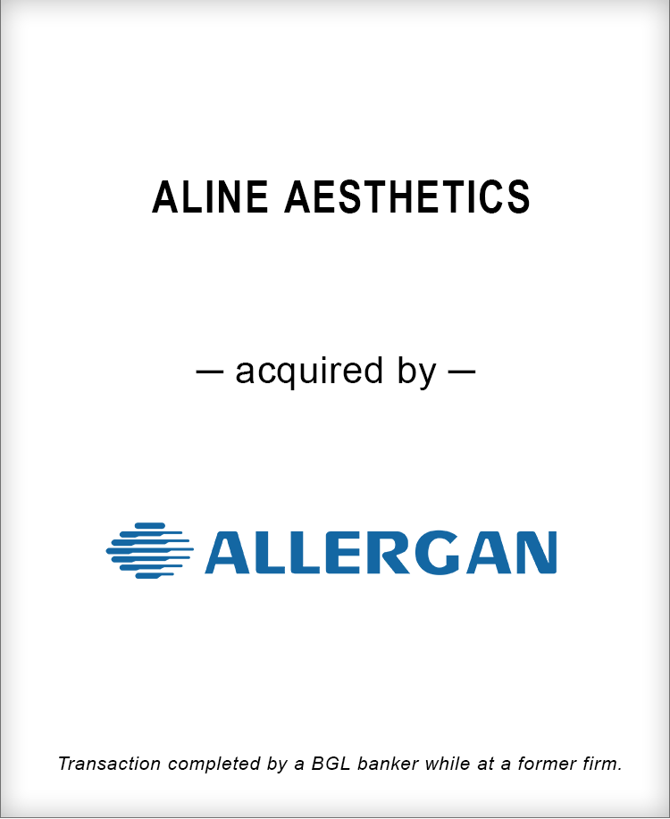 Image for Aline Aesthetics Acquired by Allergan Transaction