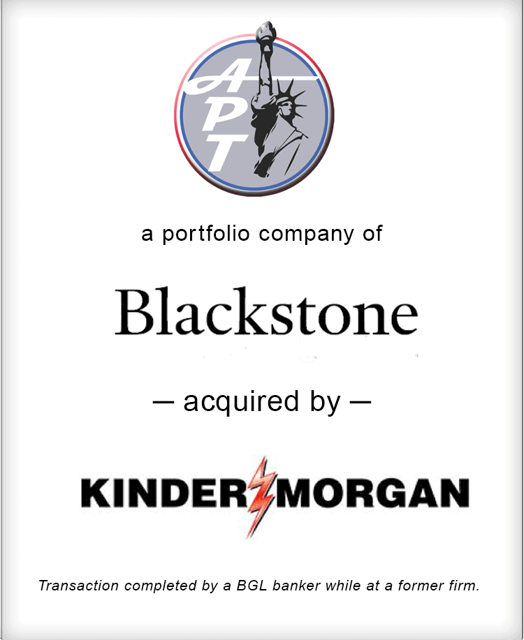Image for American Petroleum Tankers (APT) Acquired By Kinder Morgan Transaction