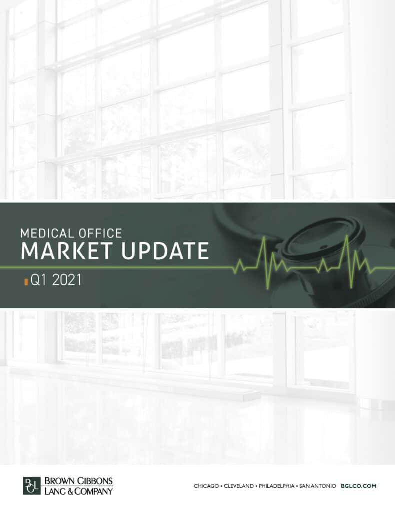 Healthcare Real Estate Medical Office Update Q2 2020 Image1