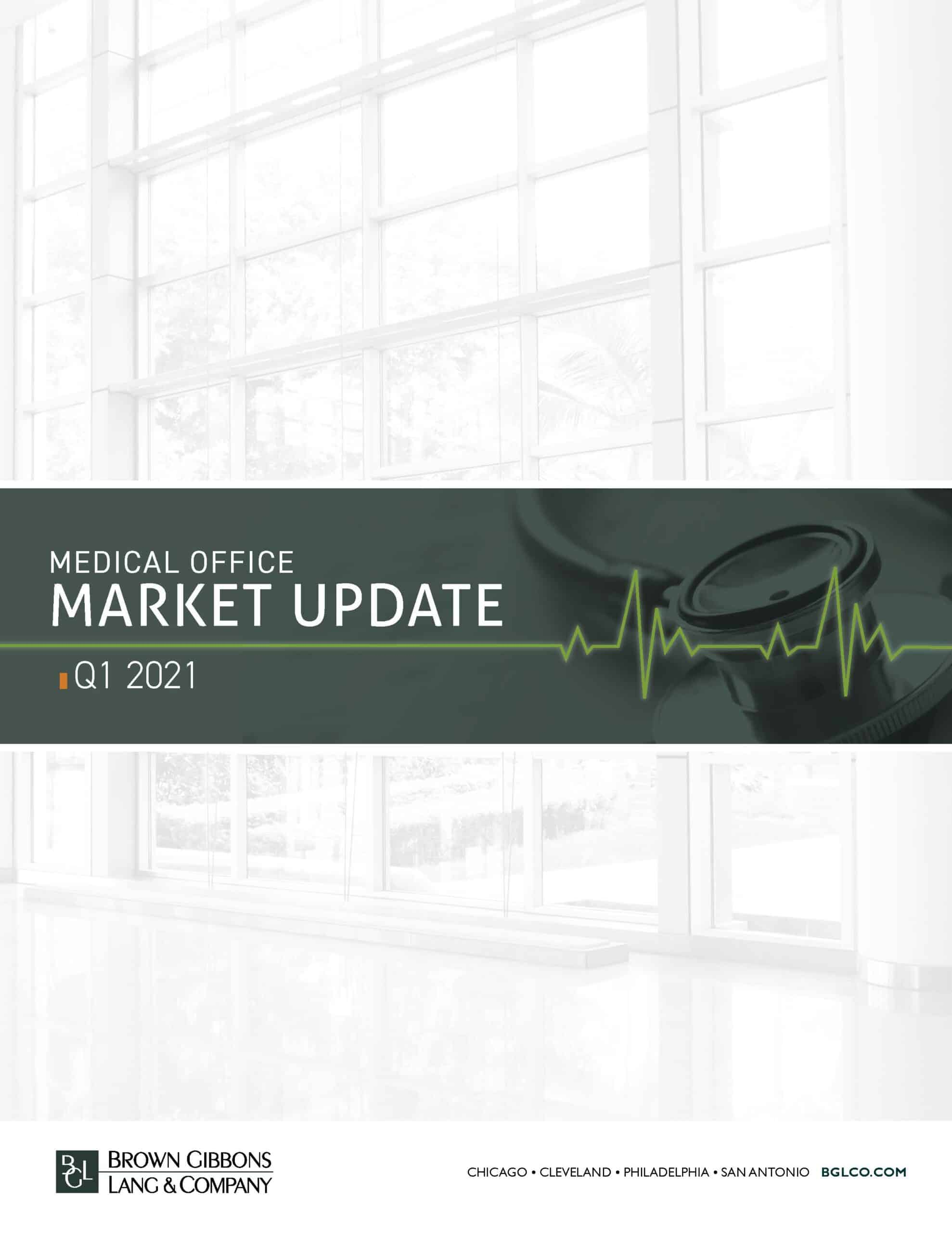 Image for BGL Healthcare Real Estate Medical Office Market Update – Q1 2021 Research