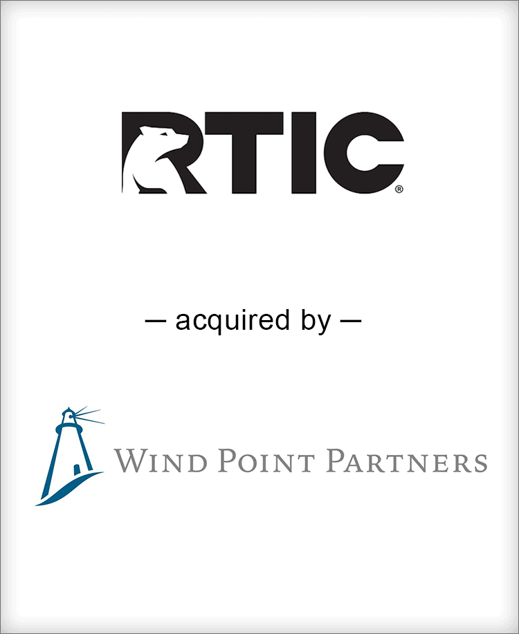 Image for BGL Announces the Acquisition of RTIC Outdoors by Wind Point Partners Press Release