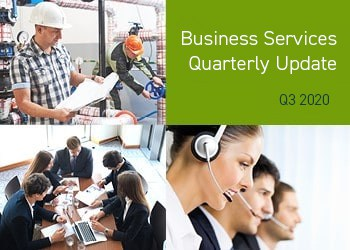 Image for BGL Business Services Quarterly Update – Q3 2020 Research