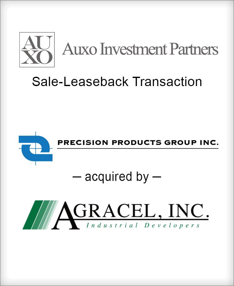Image for BGL Advises Auxo Investment Partners Transaction