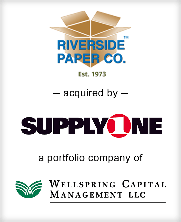 Image for BGL Advises Riverside Paper Co., Inc. Transaction