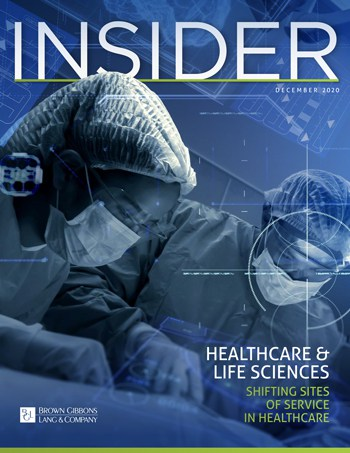 Image for BGL Healthcare & Life Sciences Insider – Shifting Sites of Service in Healthcare Research