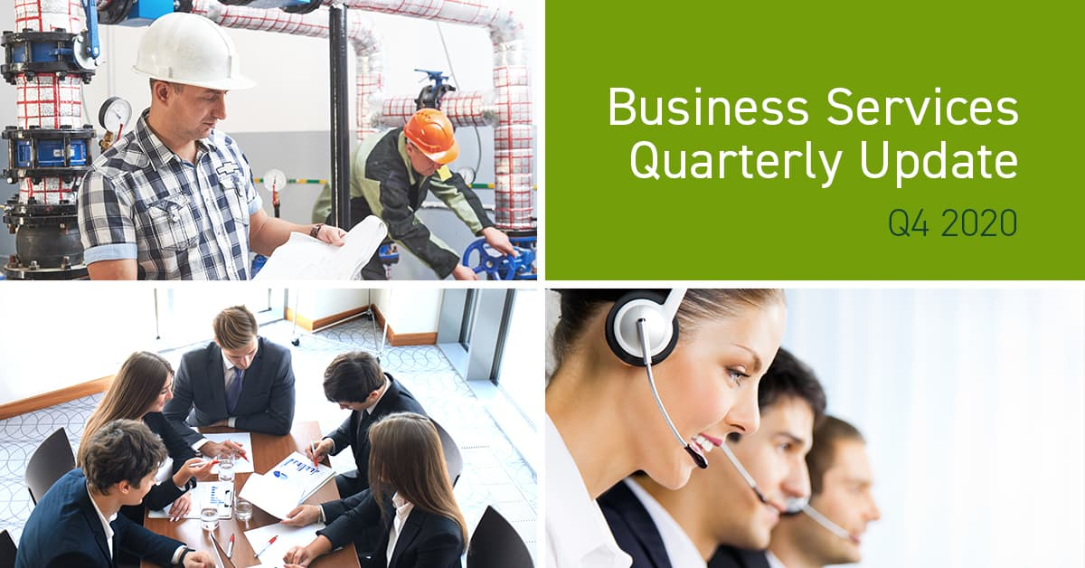 Image for BGL Business Services Quarterly Update – Q4 2020 Research