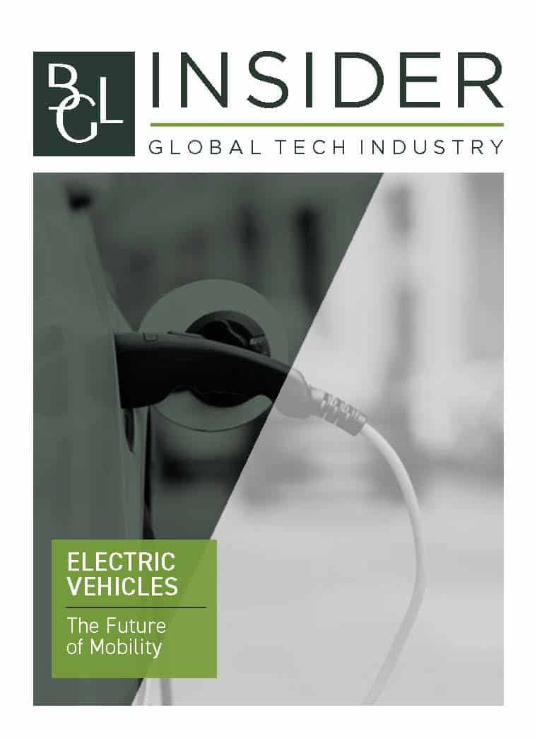 Image for BGL Insider Special Report – Electric Vehicles: The Future of Mobility Research