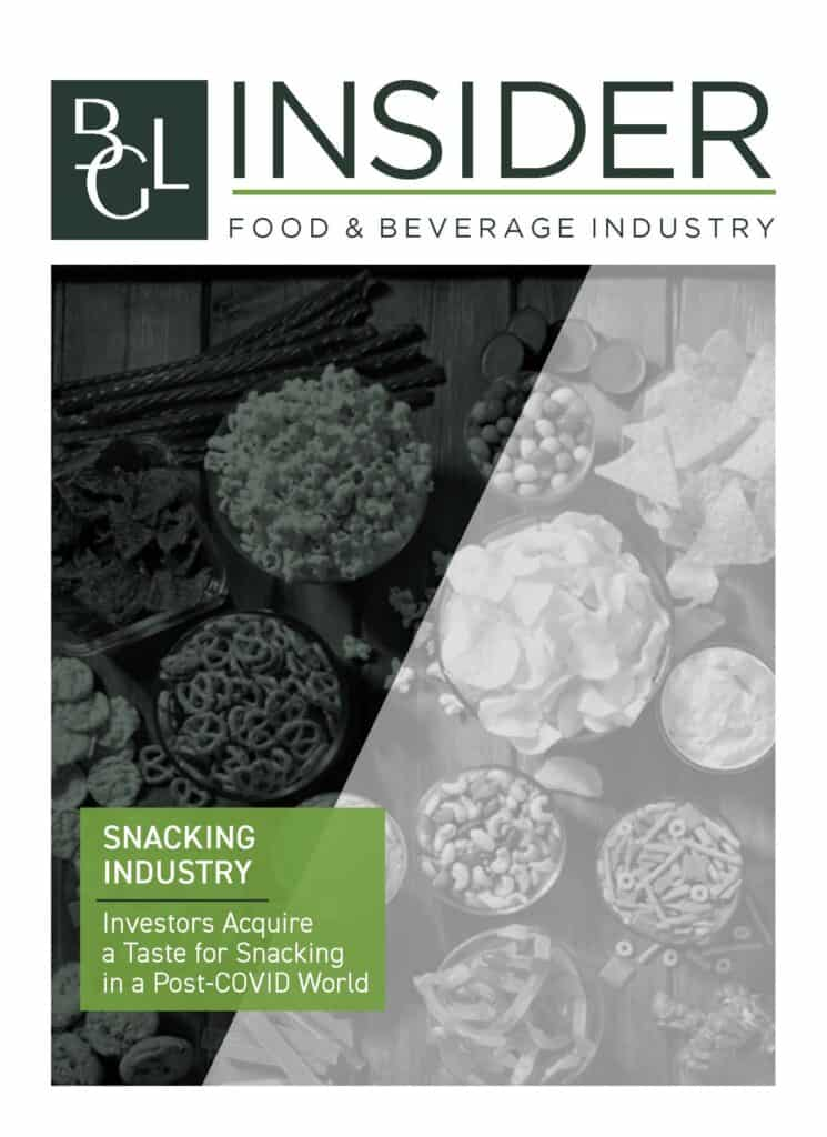 BGL Inside Special Report Snacking Post Covid Cover Image