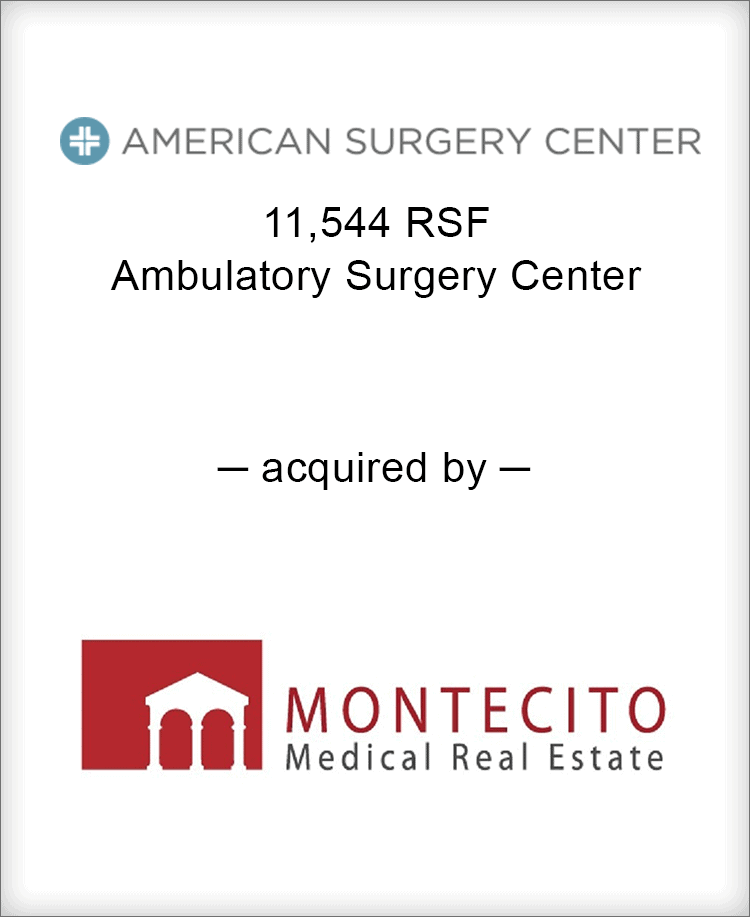 Image for BGL Advises American Surgery Center Transaction