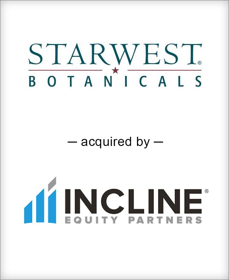 Image for BGL Advises Starwest Botanicals Transaction